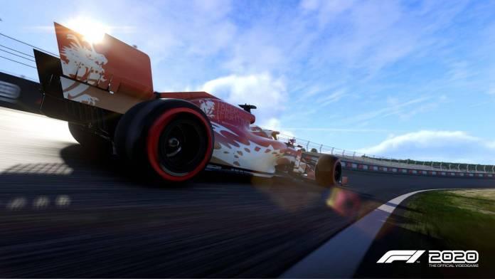 F1 2020 apoya a la 'Keep Fighting Foundation' en honor a Michael Schumacher 3