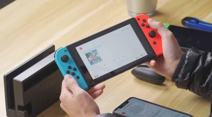 Nintendo Switch podría lanzar su nueva versión en 2021 1
