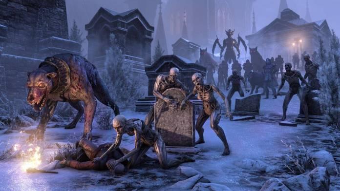 La actualización 27 de The Elder Scrolls Online traerá vampiros al juego 2