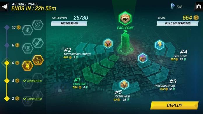 Ya está disponible Tom Clancy's Elite Squad para dispositivos móviles 5