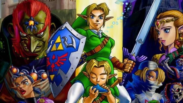 Rumor: The Legend of Zelda Ocarina of Time tendría un remake en Nintendo Switch 1