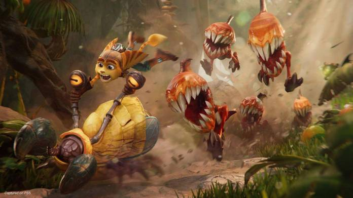 Este 27 de Agosto veremos el primer gameplay de Ratchet and Clank Rift Apart 1