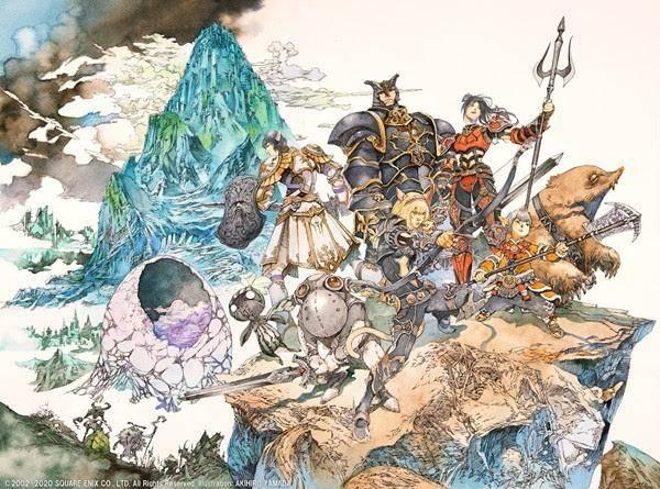 Final Fantasy XI recibe nueva historia 1