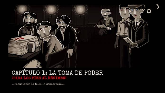 Reseña: Through the darkest of times 3