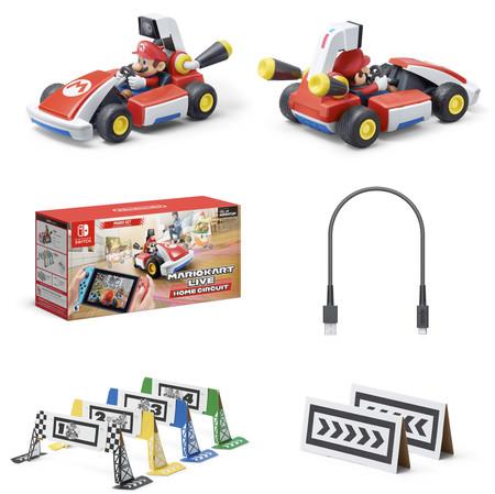 Se anuncia Mario Kart Live: Home Circuit 1