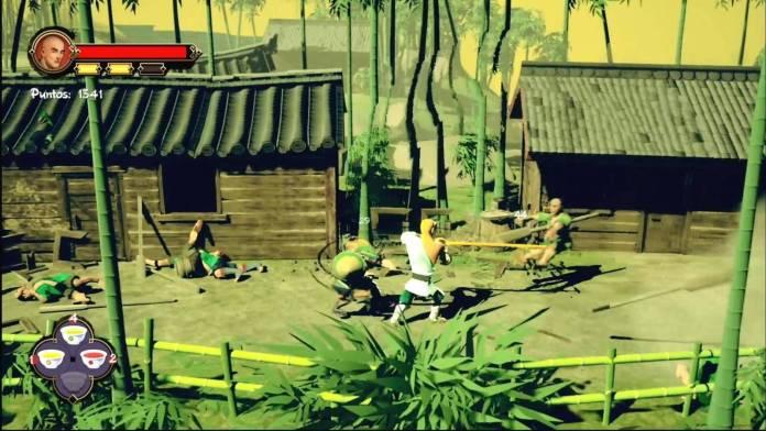 Reseña: 9 Monkeys of Shaolin 3