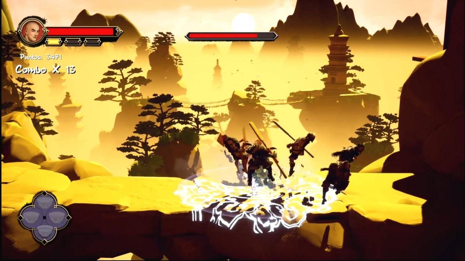 Reseña: 9 Monkeys of Shaolin 18