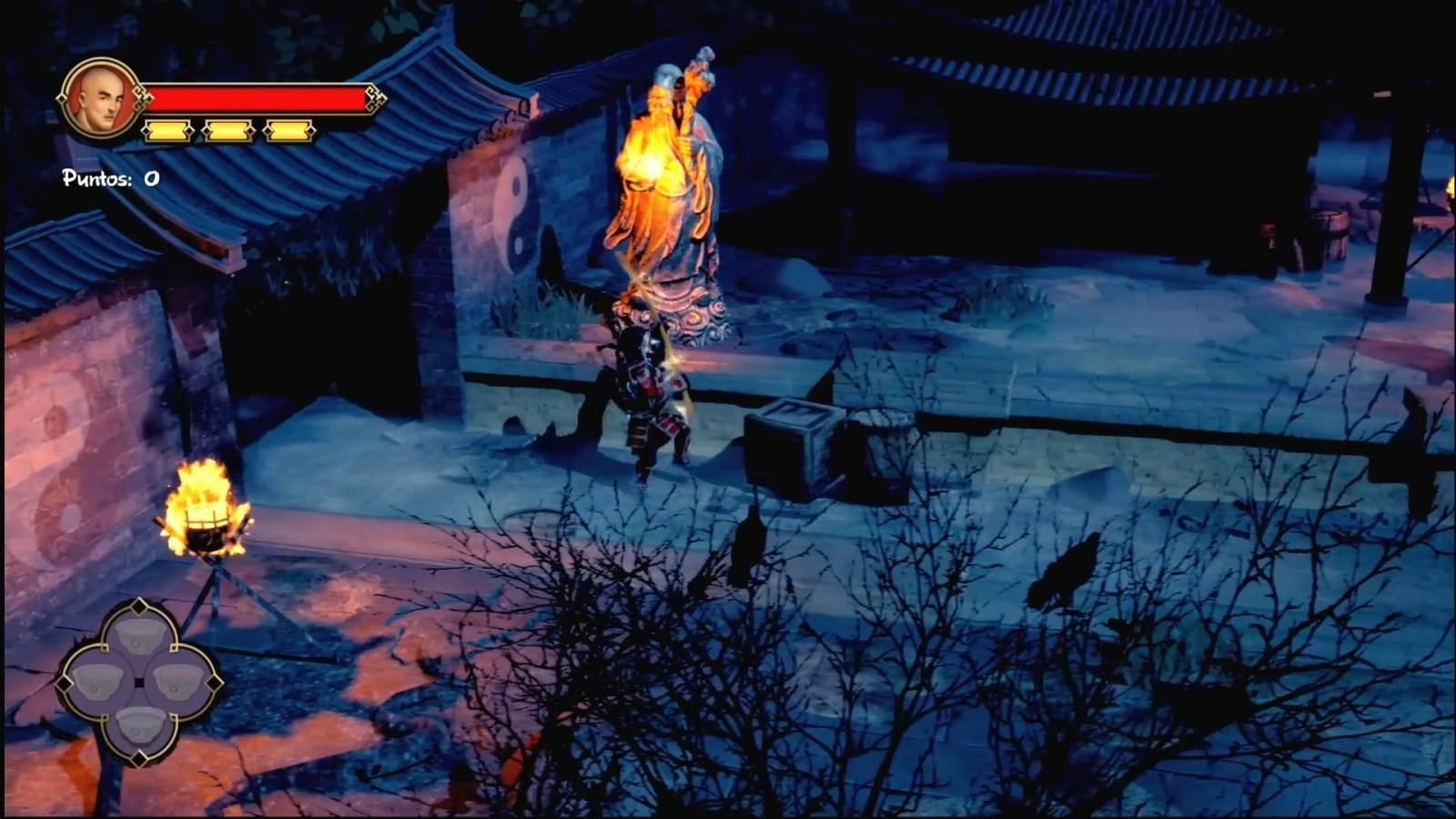 Reseña: 9 Monkeys of Shaolin 5