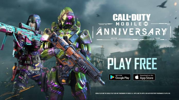 Call of Duty: Mobile Anniversary ya está disponible 6