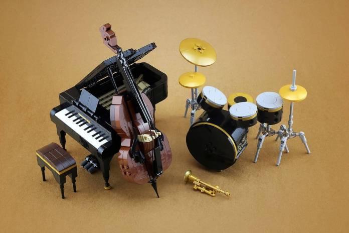 Rumor: ¡Lego tendrá sets dedicados a la música en 2021! 6