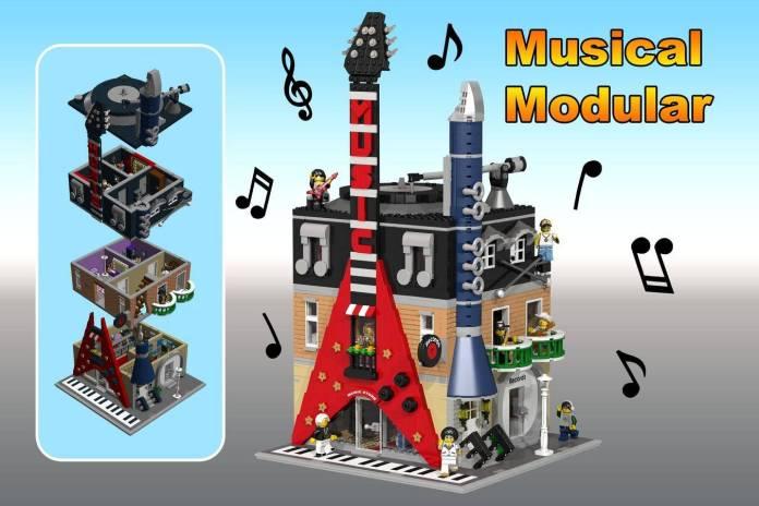Rumor: ¡Lego tendrá sets dedicados a la música en 2021! 17