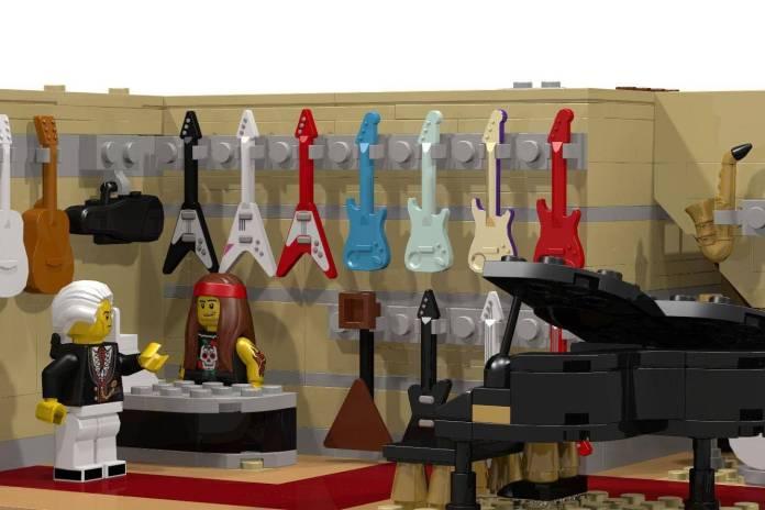 Rumor: ¡Lego tendrá sets dedicados a la música en 2021! 23