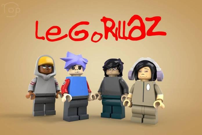 Rumor: ¡Lego tendrá sets dedicados a la música en 2021! 12