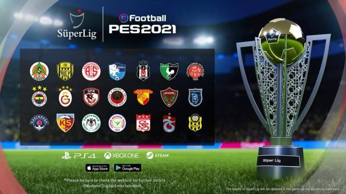 eFootball PES 2021 Season Update ha recibido su paquete de datos 2.0 12