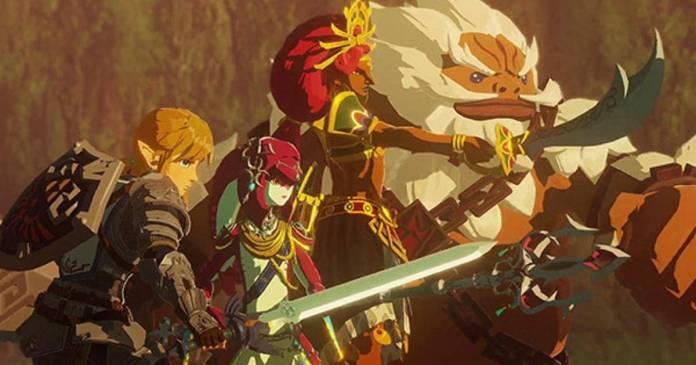 Hyrule Warriors: Age of Calamity | Obab y Kolog aparecen en nuevo tráiler del juego 1