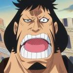 kin'emon one piece pirate warriors 4