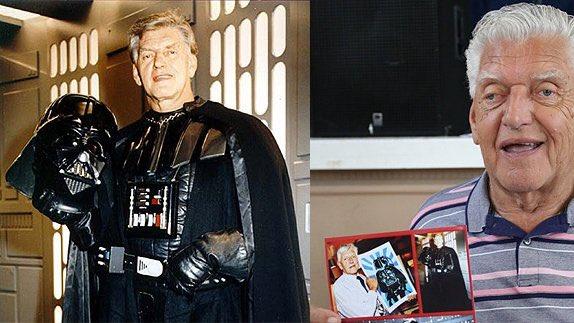 Dave Prowse, el Darth Vader original, fallece a los 85 años 1