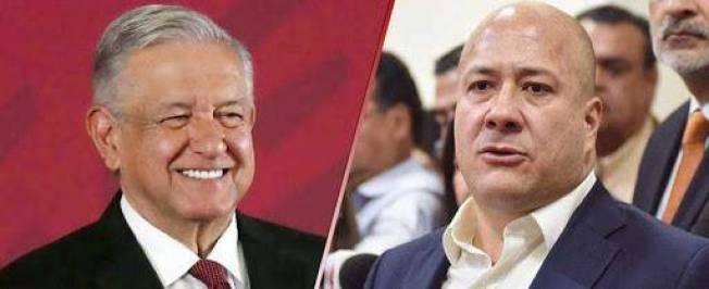 Andres Manuel / Enrique Alfaro (Gobernador de Jalisco)