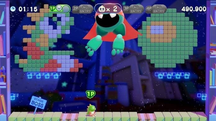 Reseña - Bubble Bobble 4 Friends: The Baron is Back! (PS4) 2
