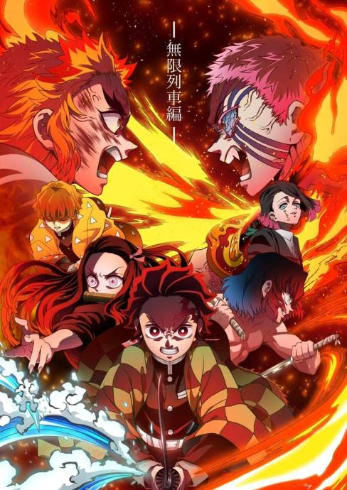 Kimetsu no Yaiba: Mugen Train, arrasa en taquillas 1