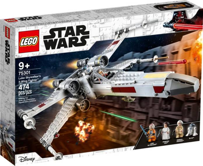 LEGO Star Wars: X-Wing