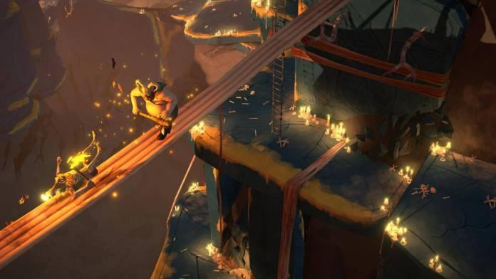 Gods Will Fall es anunciado para PlayStation 4, Nintendo Switch, Xbox One y PC. 3