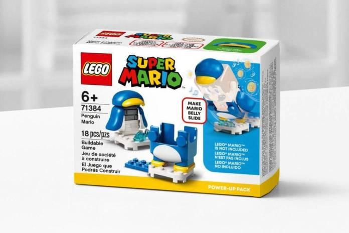 Más sets de LEGO Super Mario llegarán en Enero de 2021 6