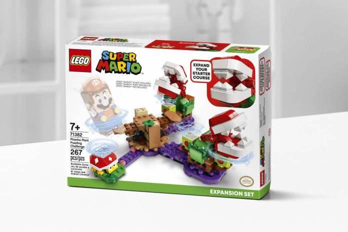 Más sets de LEGO Super Mario llegarán en Enero de 2021 3