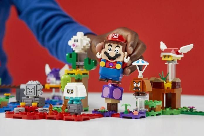 Más sets de LEGO Super Mario llegarán en Enero de 2021 5