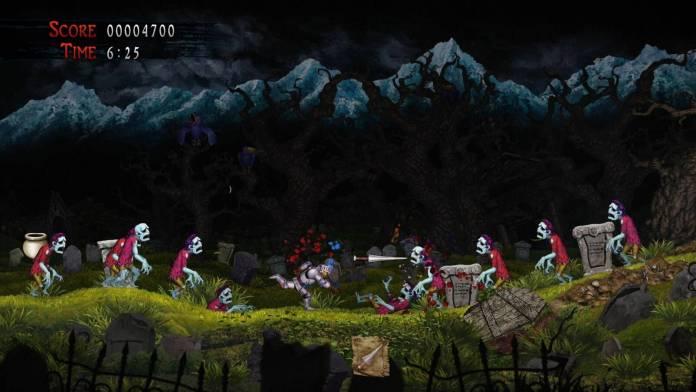 Ghost and Goblins Resurrection se anuncia en The Game Awards 2020 2