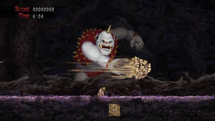 Ghost and Goblins Resurrection se anuncia en The Game Awards 2020 5