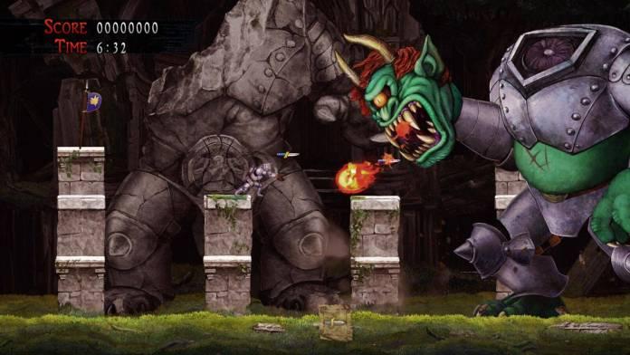 Ghost and Goblins Resurrection se anuncia en The Game Awards 2020 3