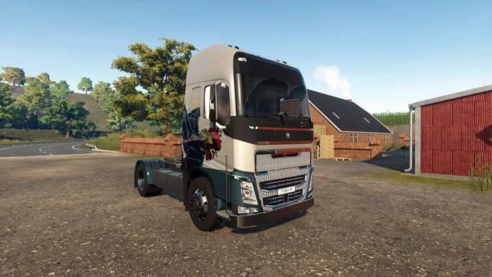 Truck Driver lanza su 2o DLC de pinturas para PS4 y XBOX One 8