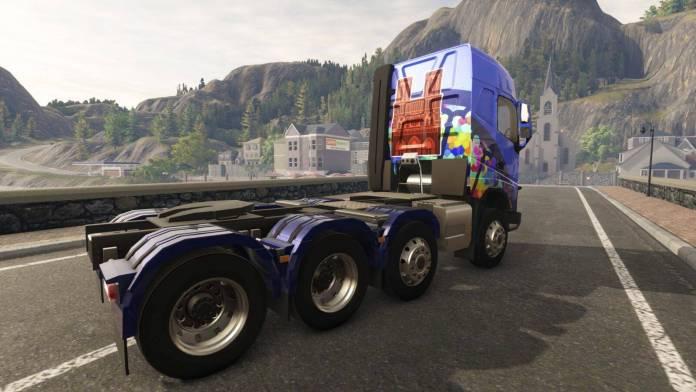Truck Driver lanza su 2o DLC de pinturas para PS4 y XBOX One 9