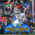 ghost and goblins resurrection