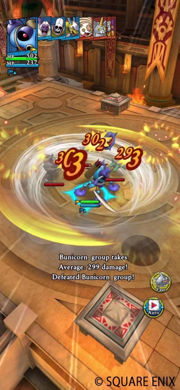 Ya puedes hacer el pre-registro de Dragon Quest Tact en iOS 4