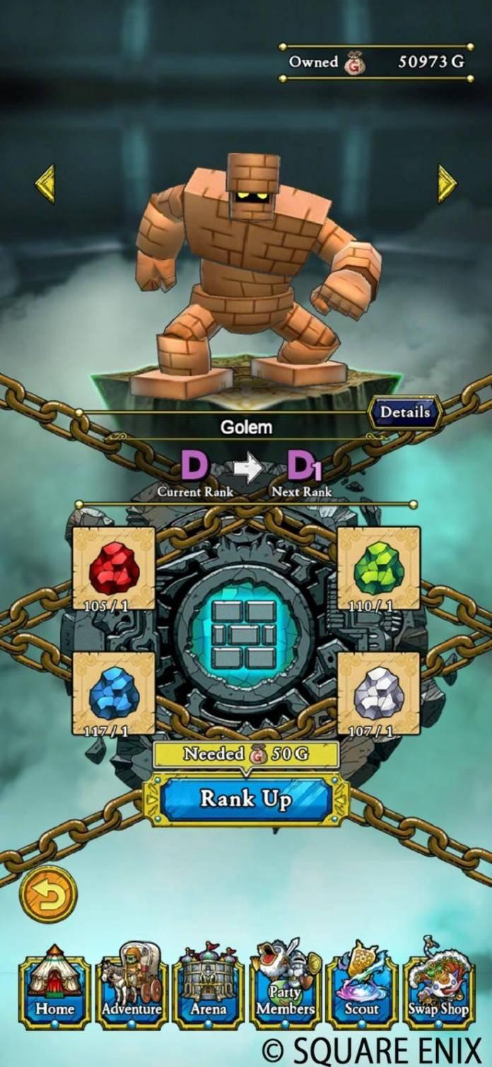 Ya puedes hacer el pre-registro de Dragon Quest Tact en iOS 3