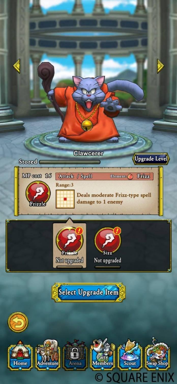 Ya puedes hacer el pre-registro de Dragon Quest Tact en iOS 1