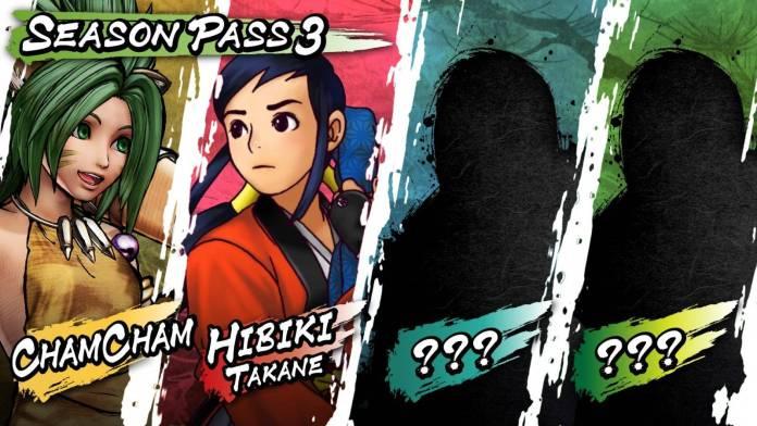 Hibiki Tanake y Cham Cham son los nuevos personajes vía DLC para Samurai Shodown 1