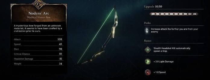 Assassin's Creed Valhalla Arco
