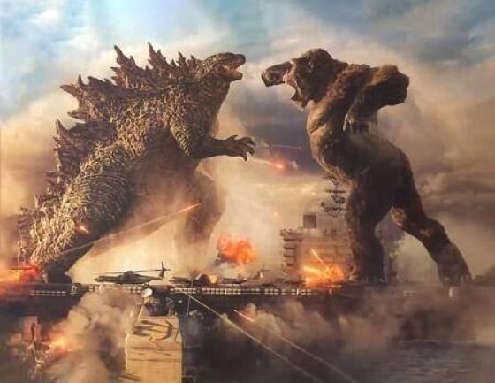 Godzilla vs Kong: Fans enloquecen con los primeros 10 segundos de la película 1