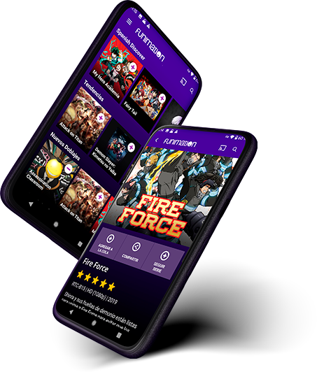 Funimation app android