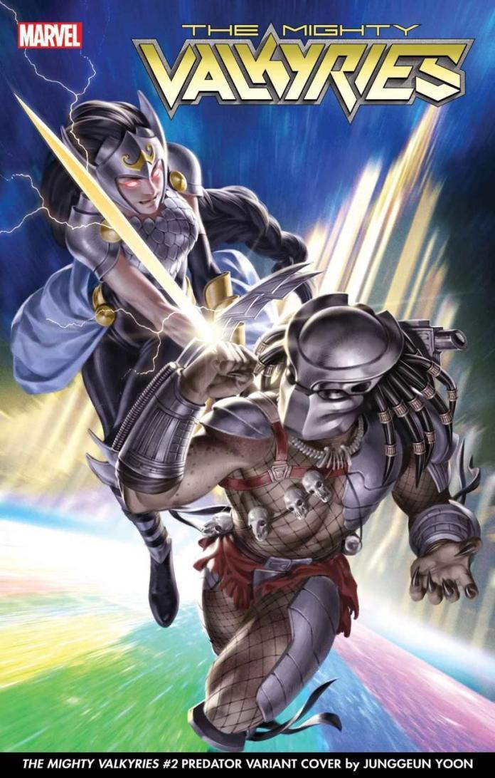Predator vs Marvel, Valkyries