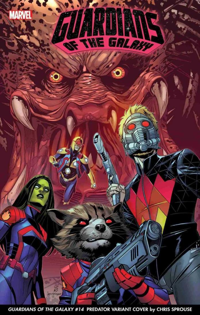 Predator vs Marvel, Guardians of the Galaxy