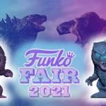 Godzilla vs Kong funko pop!