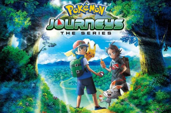 Pokemon Journeys