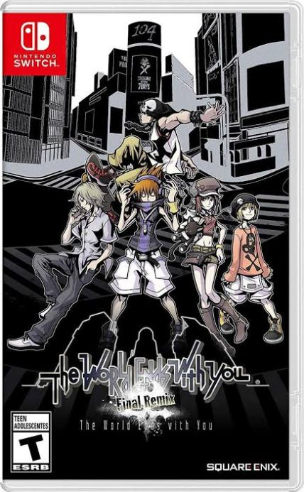 The World Ends With You Remix