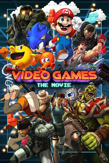 Video Games la pelicula