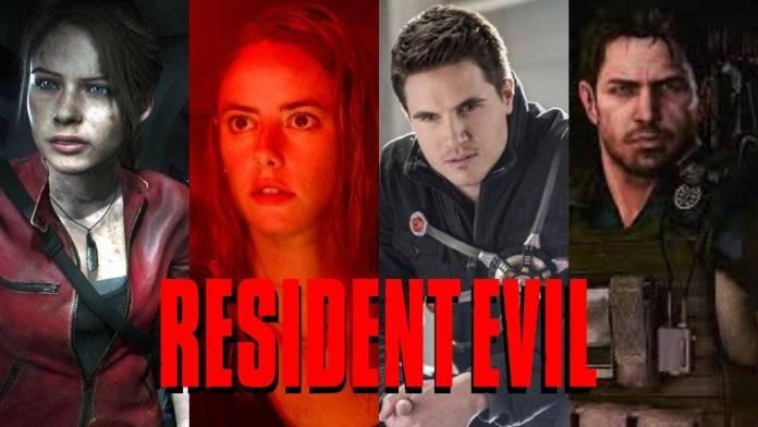 Reboot Cinematografico de Resident Evil