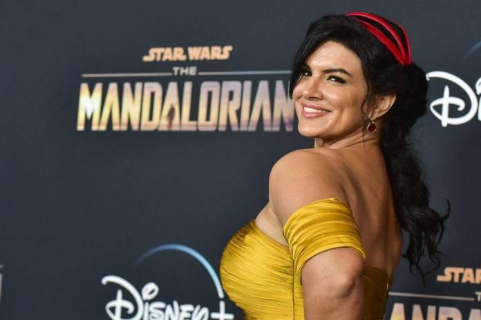 Fans de The Mandalorian piden el regreso de Gina Carano